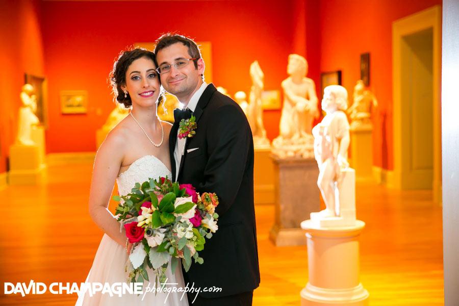 Chrysler Museum of Art Weddings, Virginia Beach wedding photographer