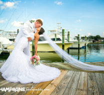 Water Table wedding