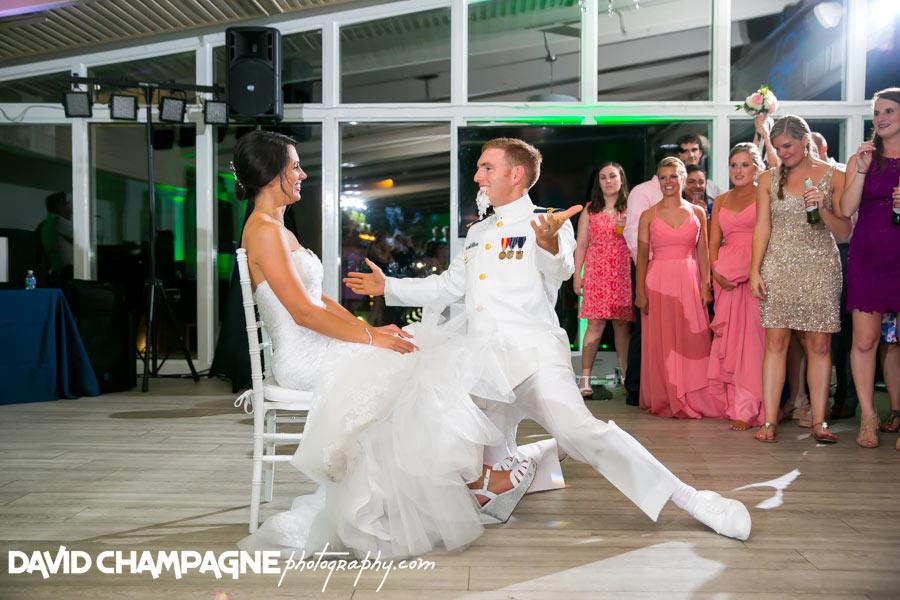 Water Table wedding