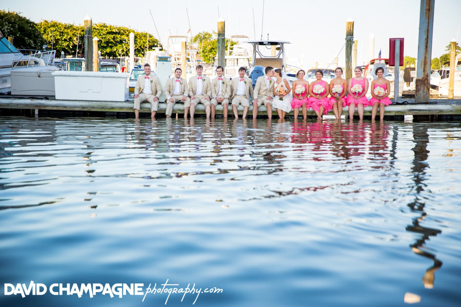 yacht club at marina shores wedding