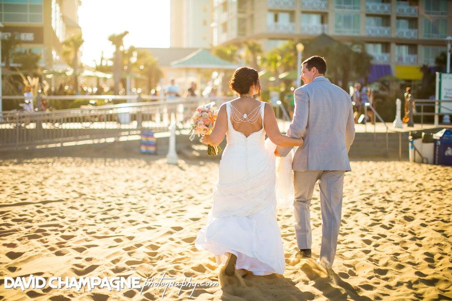Virginia Beach wedding photographers, Hilton Garden Inn wedding