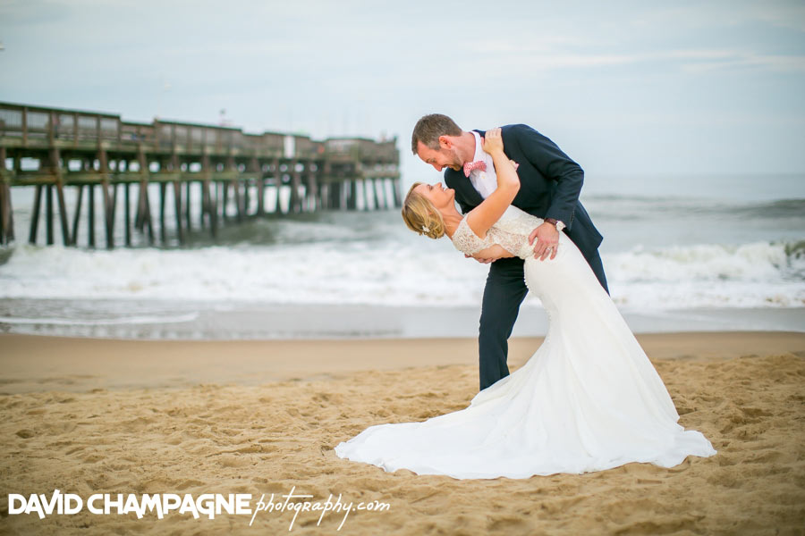 Virginia Beach wedding photographers, Sandbridge beach house wedding photos