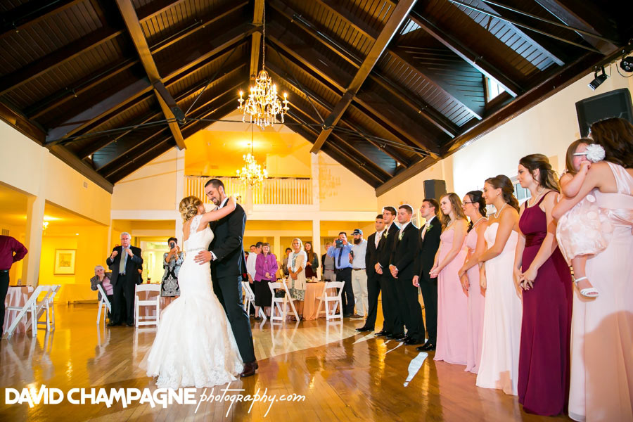 Woman's Club of Portsmouth wedding photos