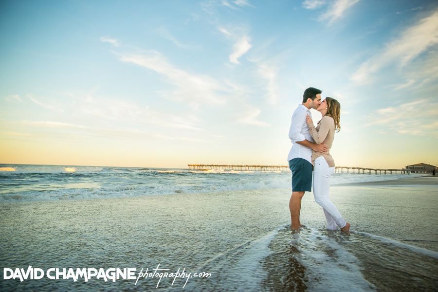 virginia beach engagement photographers, outer banks