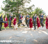 Williamsburg Winery wedding photos