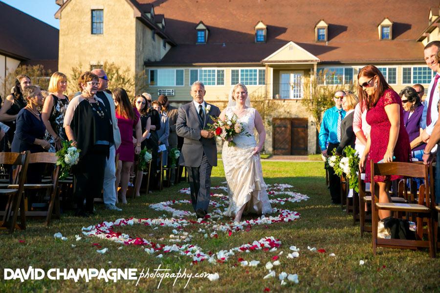Williamsburg Winery wedding photos