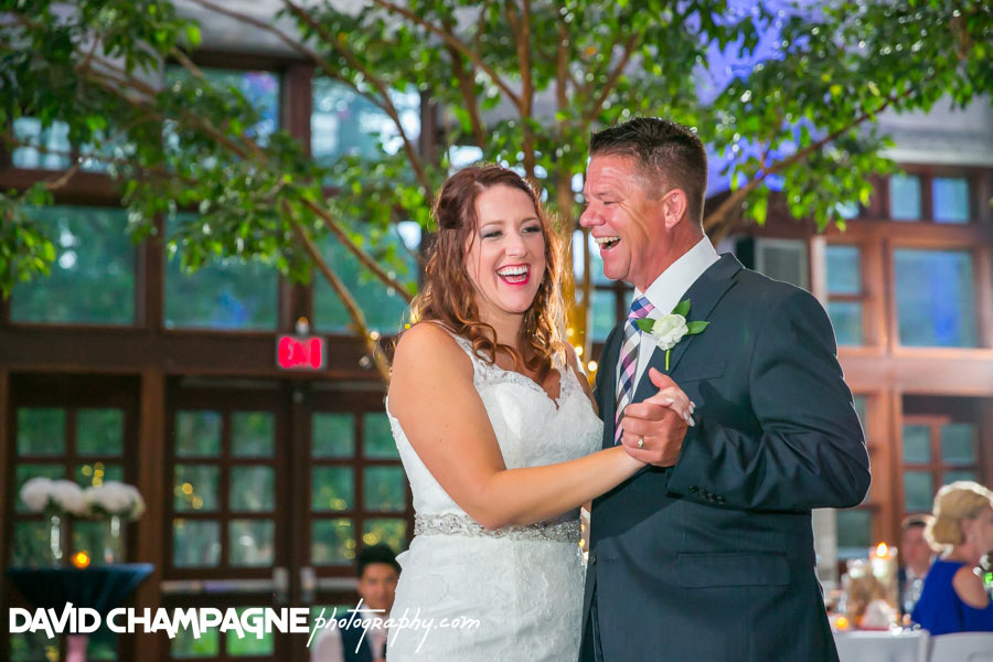 Virginia MOCA wedding photos