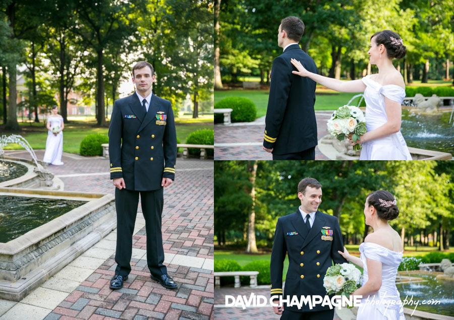 Regent University wedding photos