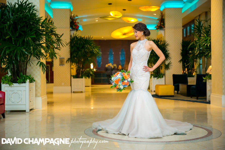 Hilton Virginia Beach Oceanfront wedding photos