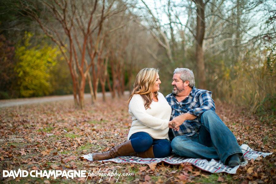 Virginia Beach engagement photographers, Oak Grove Lake Park