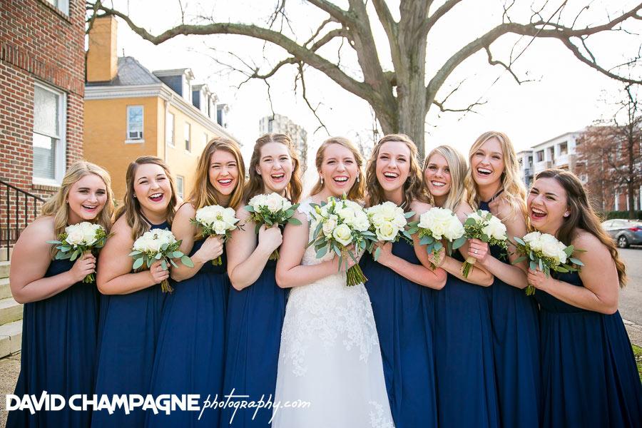 Portsmouth Womans Club wedding photos, Virginia Beach wedding photographers