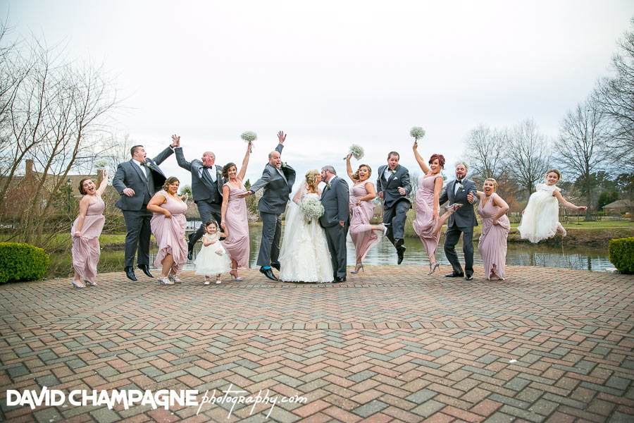 Founders Inn wedding photos, Virginia Beach wedding photographers