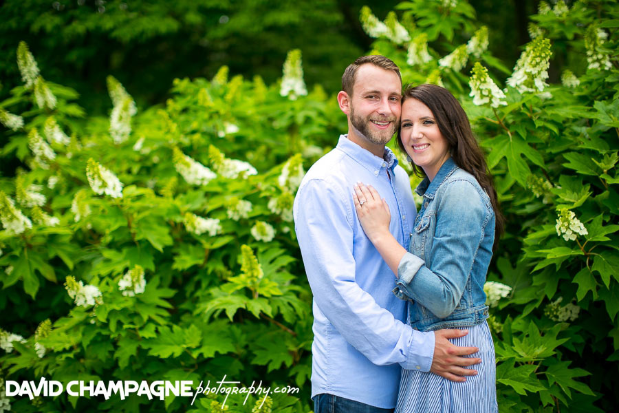Norfolk Botanical Garden engagement photos, Virginia Beach engagement photographers