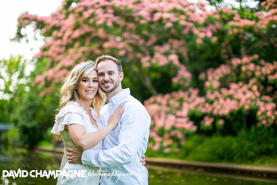 Norfolk Botanical Garden engagement photos, Virginia Beach engagement photographers