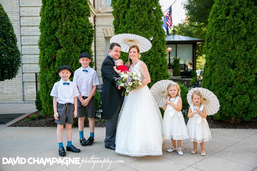 jefferson hotel wedding photos, richmond wedding photographers