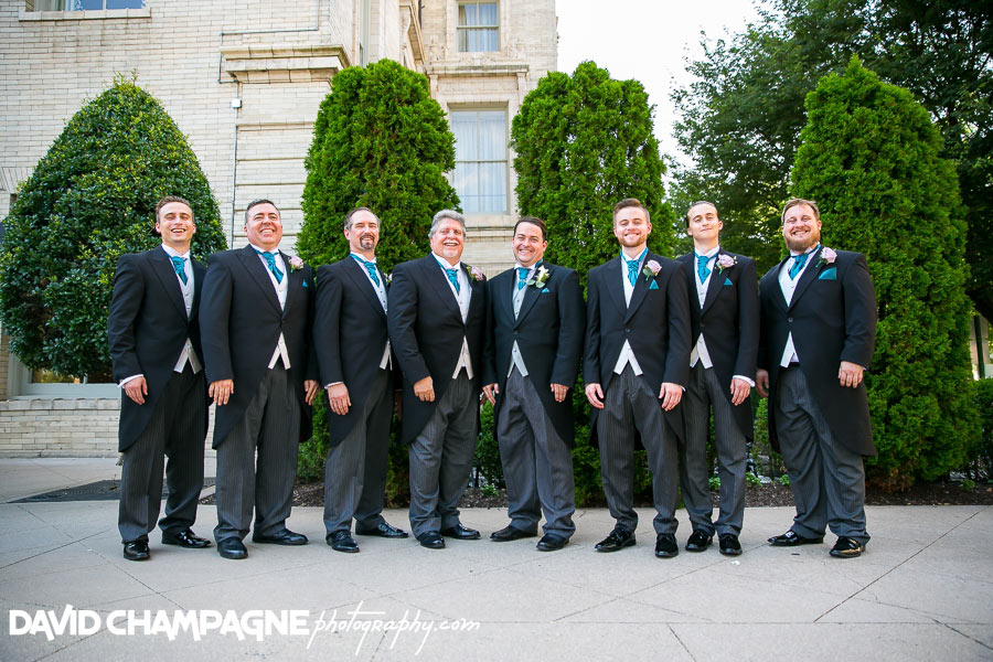 jefferson hotel wedding photos, richmond wedding photographers