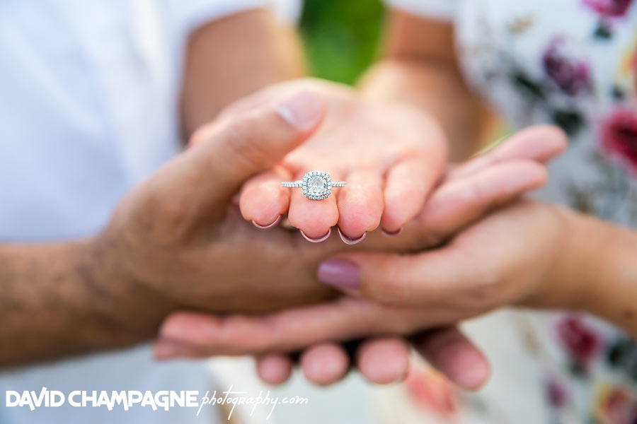 Virginia Beach engagement photographers, oceanfront engagement photos
