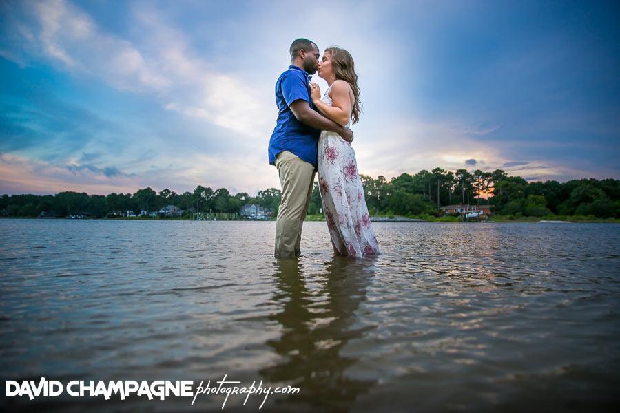 First Landing State Park engagement photos, Virginia Beach engagement photographers