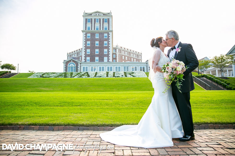 Cavalier Hotel wedding photos, Virginia Beach wedding photographers