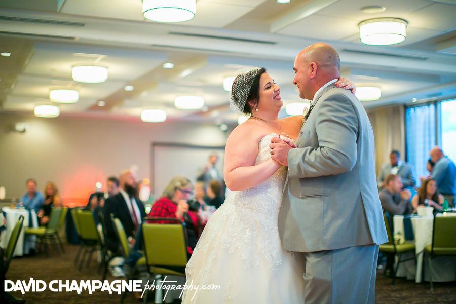 Virginia Beach oceanfront wedding photos