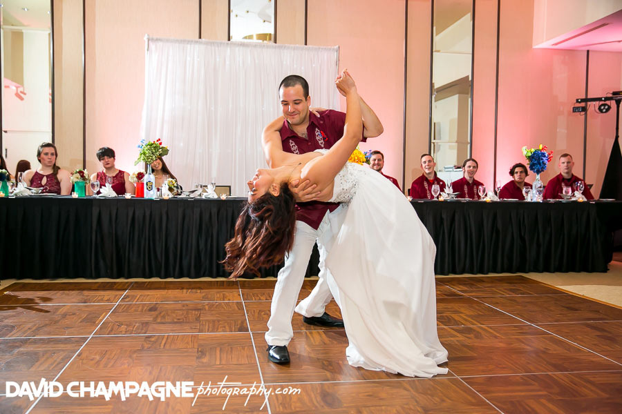 Hilton Garden Inn Virginia Beach Oceanfront wedding photos, Virginia Beach wedding photographers