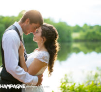 Lakeside at Welch Estates wedding photos, Richmond wedding photographers