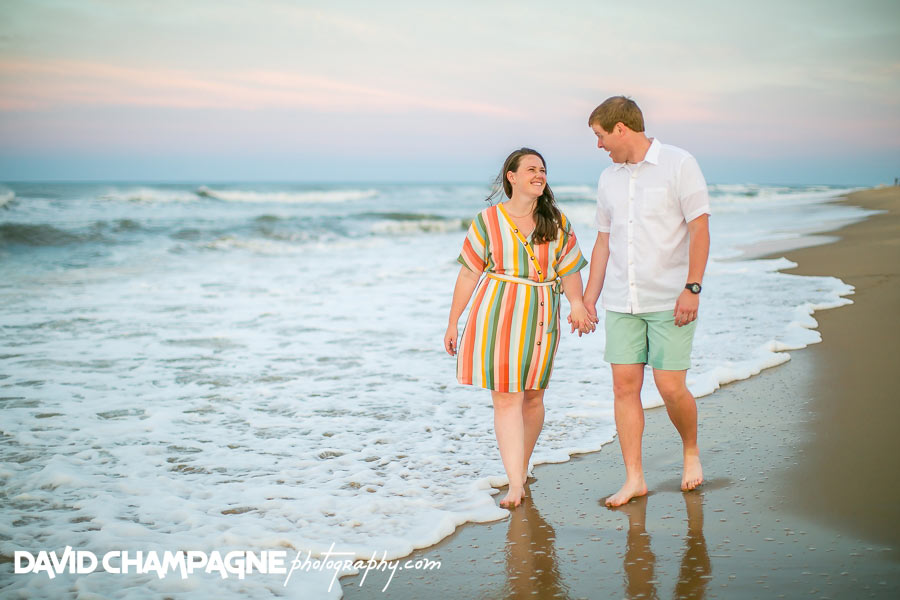 Virginia Beach engagement photographers, Virginia Beach oceanfront