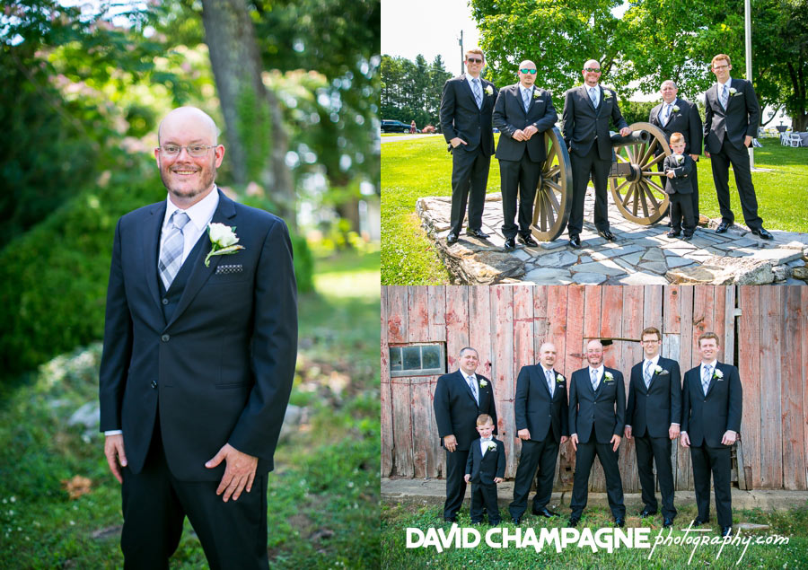 West Virginia Beach destination wedding photographers