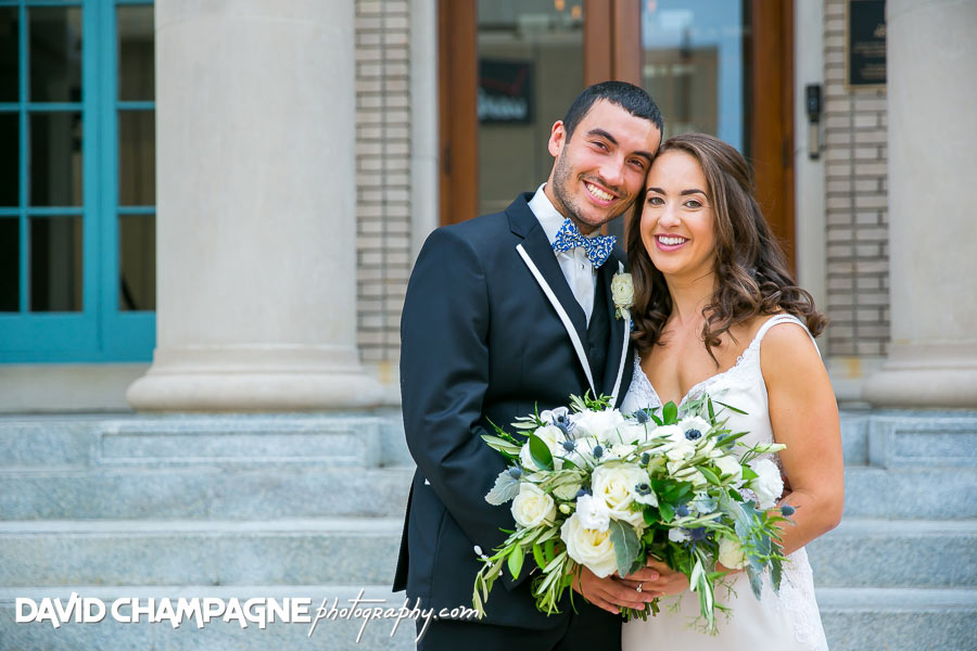 Historic Post Office wedding photos