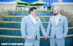 Hilton Garden Inn wedding photos, Virginia Beach wedding photographers, LGBT wedding photos