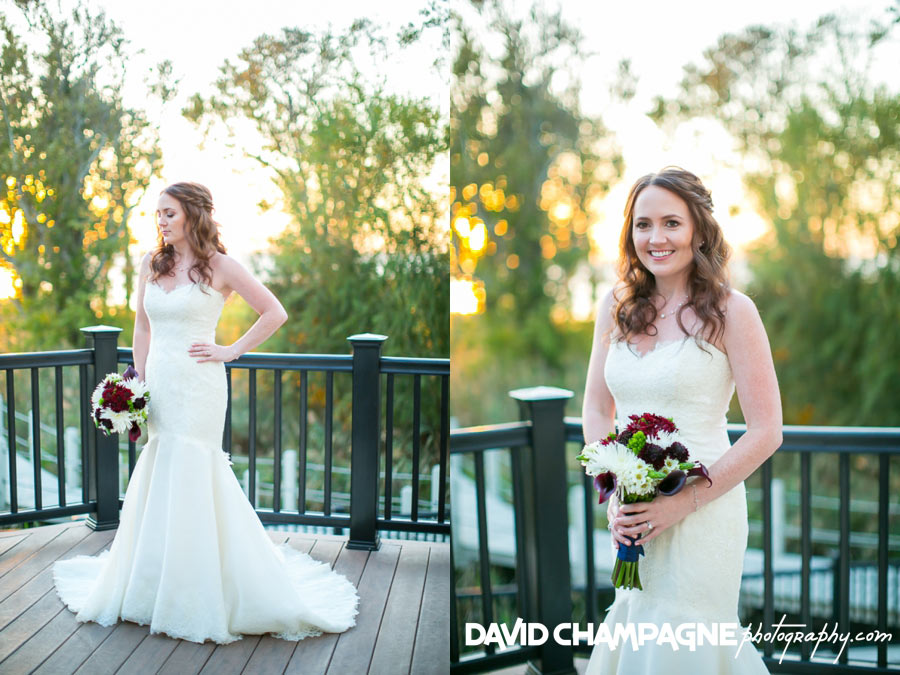 Outer Banks destination wedding photos