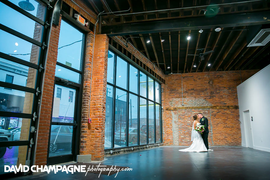 Norfolk neon house wedding photos