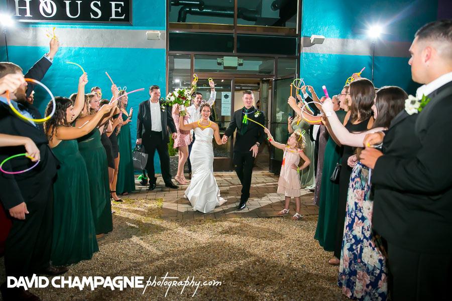Norfolk neon house wedding photos