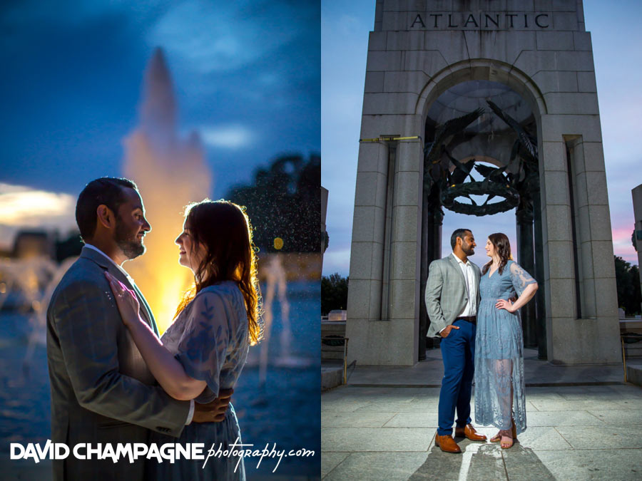 washington dc engagement photos