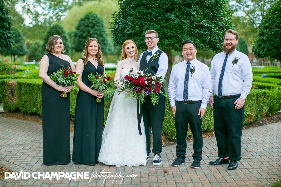 Founders Inn wedding