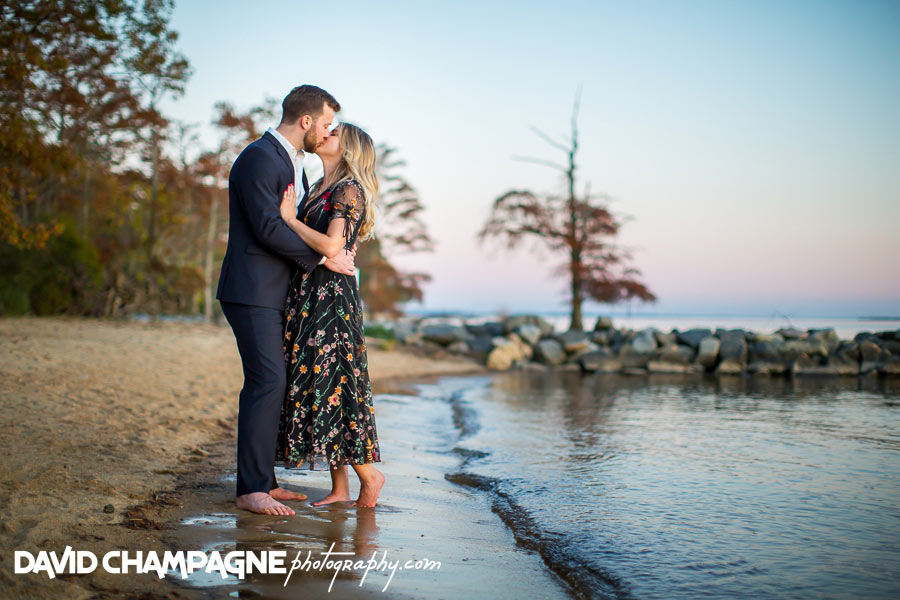 Virginia Beach engagement photos