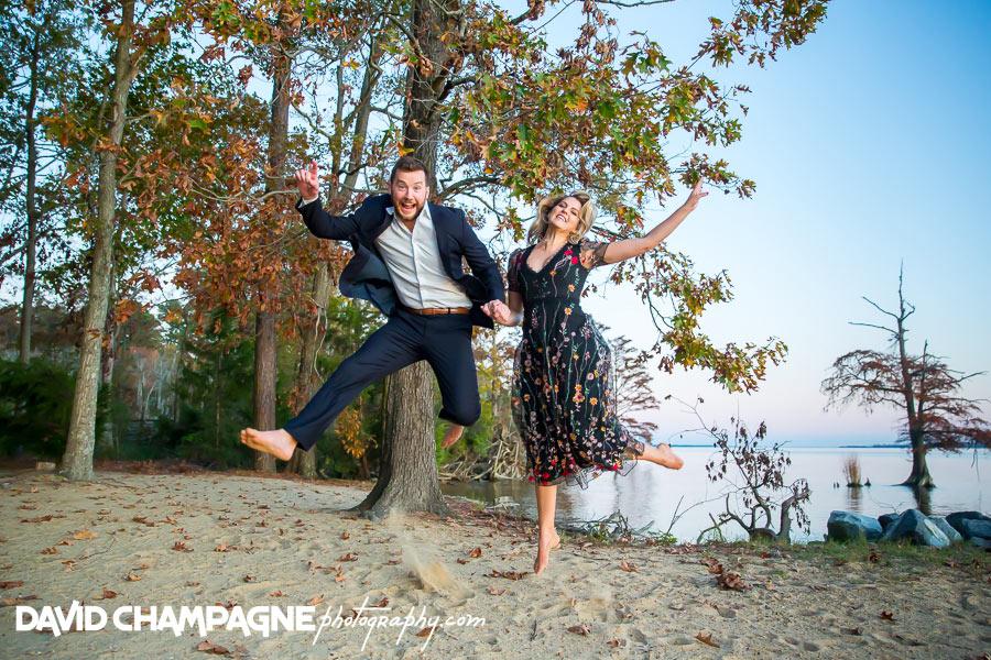 Virginia Beach engagement photos