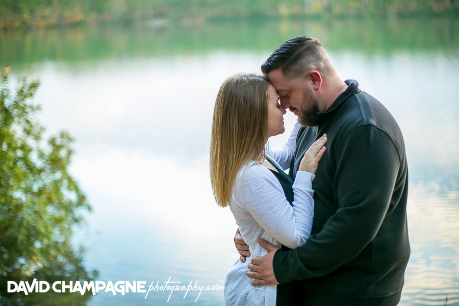 chesapeake oak grove park engagement