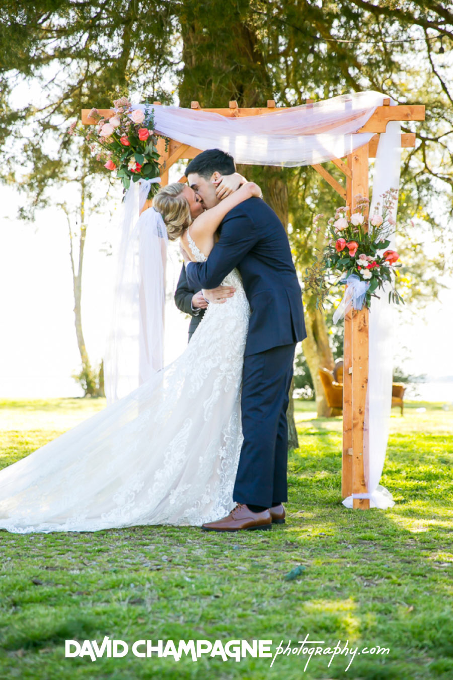 Flyway Lodge wedding north carolina