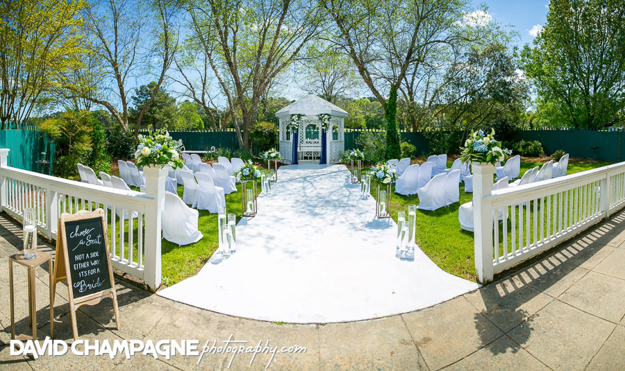 Traditions Catering and Events Wedding Chesapeake Golf Club