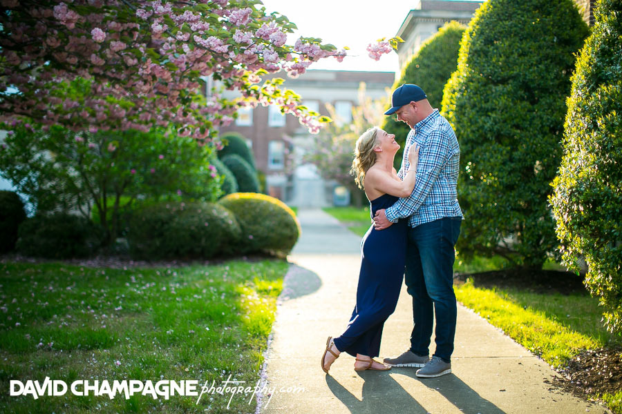 Virginia Beach engagement fort monroe