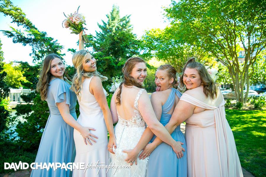 Virginia Beach Lesner Inn wedding