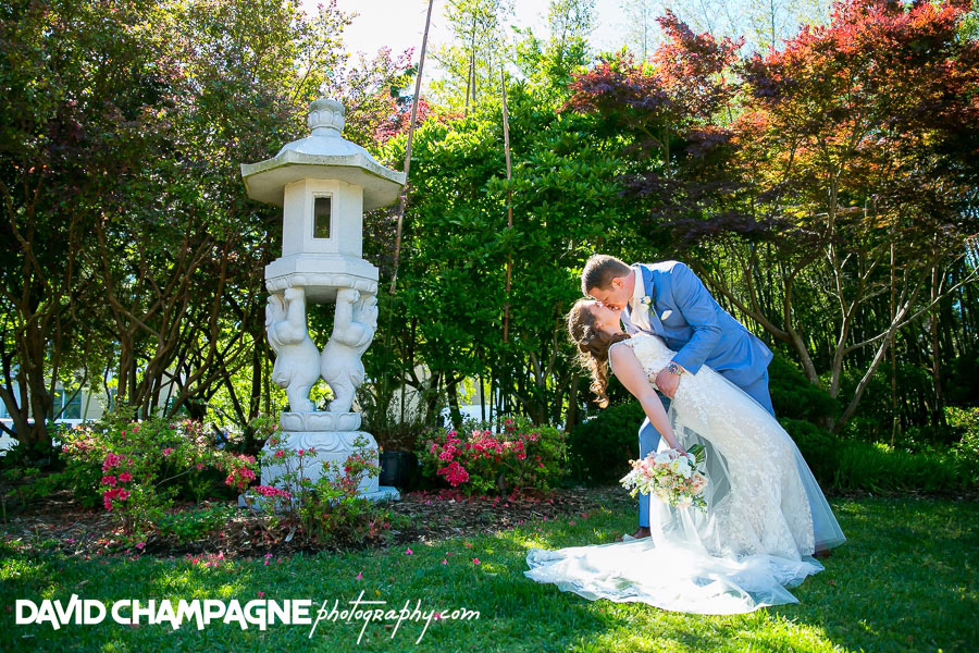 Virginia Beach Lesner Inn wedding