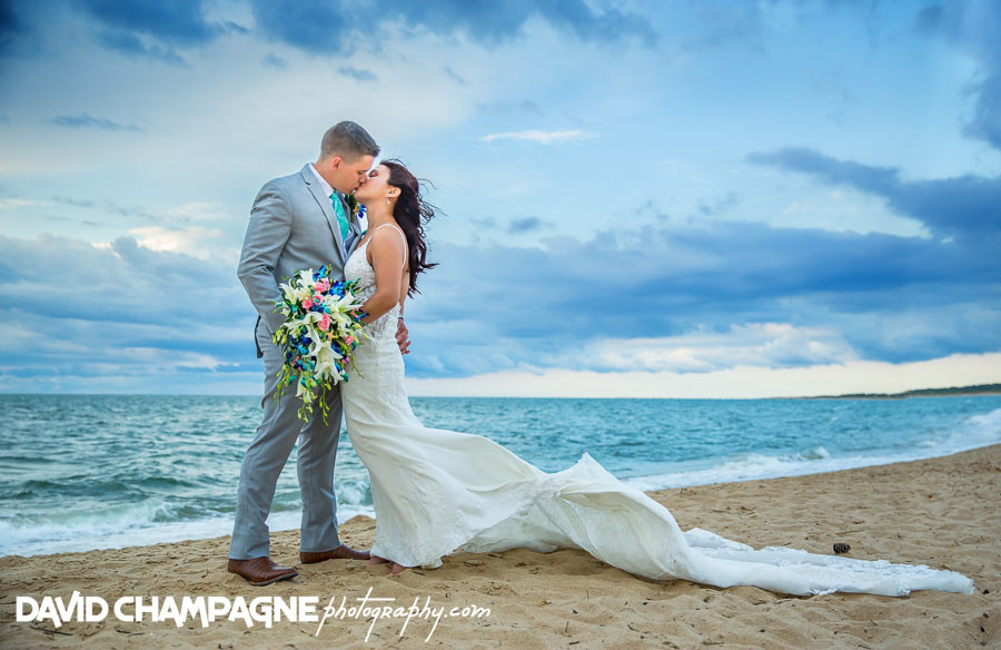 Virginia beach Delta hotels wedding
