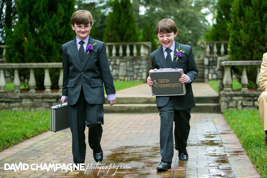 Norfolk Botanical Garden Wedding