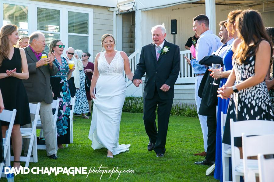 Virginia Beach Water Table Wedding