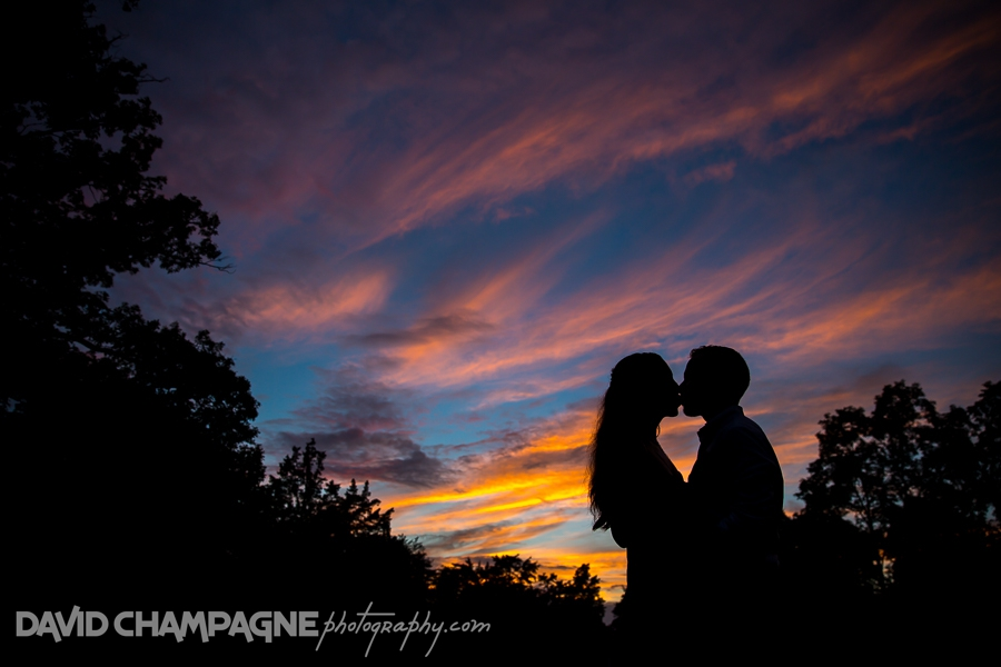 Williamsburg engagement photos